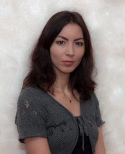 Серебрянникова Юлия