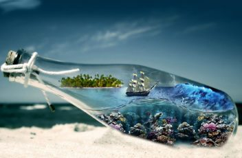 ship-sailing-ship-sea-abstract-bottles-water-reflection-vehicle-blue-wave-computer-wallpaper-atmosphere-of-earth-216443