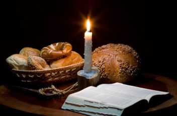 Гадание по хлебу